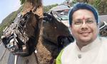 PalgharSadhuLynching : संतों का केस लड़ रहे वकील की सड़क दुर्घटना में मौत