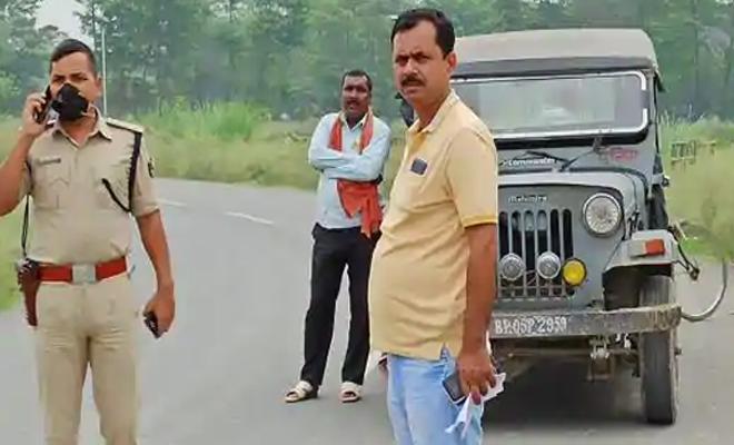 मोतिहारी के मधुबन कृष्णनगरा में जितेन्द्र सिंह की चिमनी के मुंशी को बदमाश ने गोली मारी, घायल, आरोपी गिरफ्तार