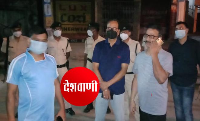 मोतिहारी में बलुआ के राज मार्केट स्थित दवा दुकानदार की अपराधियों ने रात्रि में गोली मार हत्या की