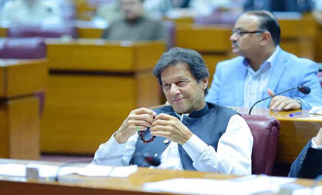 पाकिस्तान के पीएम इमरान खान की फिर से खुली पोल, आतंकी ओसामा बिन लादेन को कहा 'शहीद'