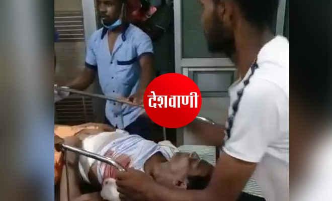 मोतिहारी के लखौरा में कम्युनिस्ट नेता को गोलीमारी, गंभीर स्थिति में रहमानिया हॉस्पिटल में हो रहा इलाज