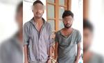मोतिहारी में एनएच 28A पर पल्सर सवार छोटा बरियारपुर के दो युवकों को पीछाकर पकड़ा, कहा-मोबाइल झपटकर भाग रहे थे दोनों