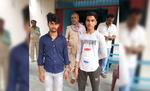 मोतिहारी के घोड़ासहन में दो युवक गिरफ्तार, पुलिस ने कहा-चोरी की बाइक बेचने की फिराक में थे दोनों, पीछा कर पकड़ा