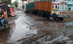 लगातार बारिश से रक्सौल के अधिकांश इलाकों में जलजमाव, सड़के हुई कीचड़युक्त लोगों का चलना दुभर, वाहन चालकों को परेशानी