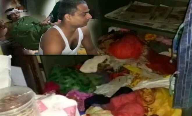 समस्तीपुर: रोसरा में दिन दहाड़े स्वर्ण व्यवसाई के घर नगदी सहित लाखों के जेवर की लूट
