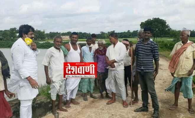 कांग्रेस नेता रामबाबू यादव ने कहा- पेट्रोल व डीजल के दाम बढ़ने से किसान परेशान