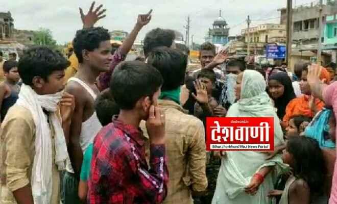 रक्सौल: ग्रामीणों ने पीडीएस दूकानदार पर अभ्रद व्यवहार करने एवं राशन नहीं देने का आरोप लगाकर किया सड़क जाम, घंटों दिल्ली-काठमांडू राजमार्ग रहा बाधित