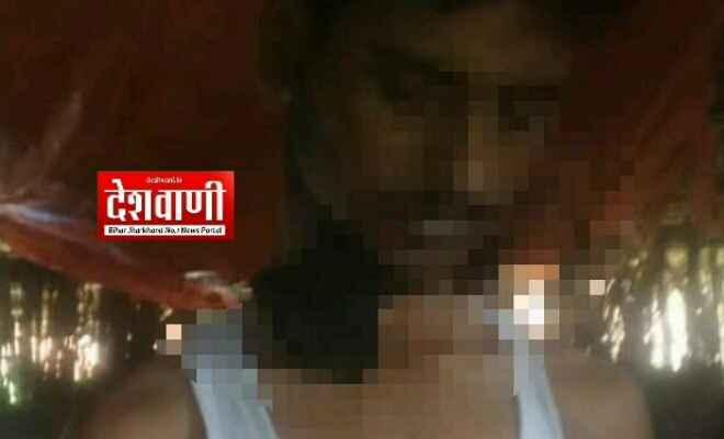 आदापुर में फंदे से लटका एक युवक का शव बरामद
