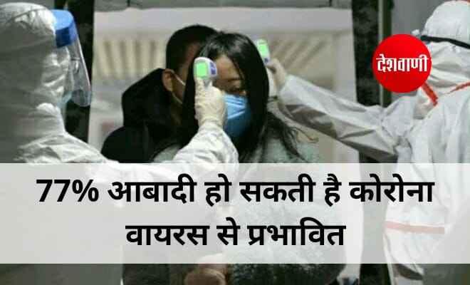कोरोना वायरस की जांच के लिए दिल्ली में दूसरा सेरोलॉजिकल सर्वेक्षण आज से शुरू, 77% आबादी हो सकती है कोरोना वायरस से प्रभावित