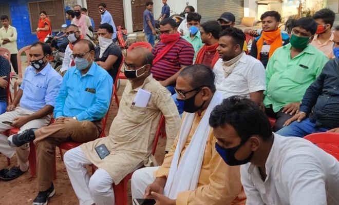 श्रीराम किसी समुदाय, वर्ग व धर्म का प्रतिनिधित्व नहीं करते, वे संस्कृति व सभ्यता के प्रतीक हैं- प्रो दुबे