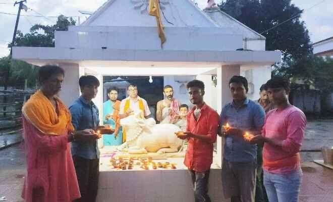 पूरी दुनिया के राम भक्तों का सपना हुआ साकार : बैद्यनाथ पाठक