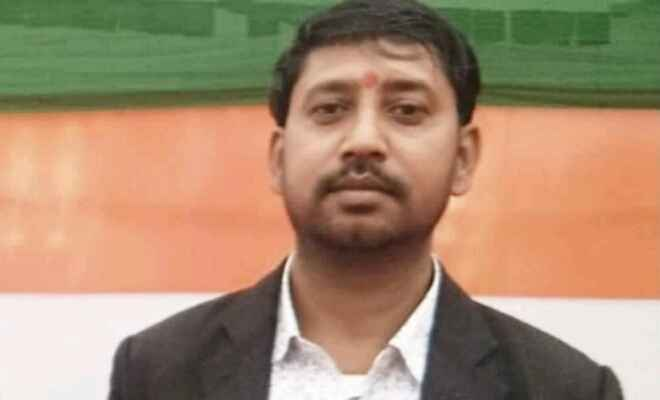 रक्सौल: गुड्डू सिंह को मंडल रेल उपयोगकर्ता परामर्शदात्री समिति के दानापुर का सदस्य मनोनीत किया गया