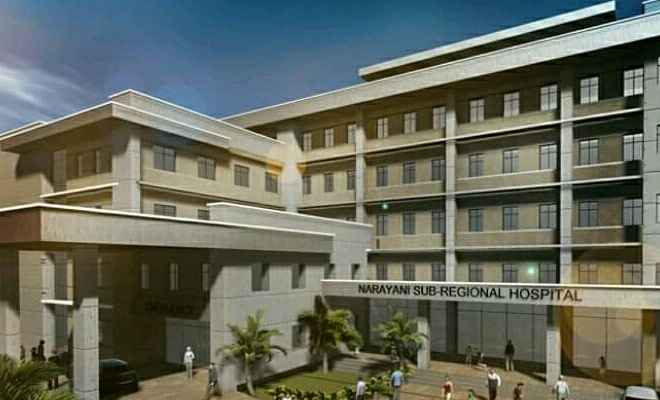 नेपाल: बीरगंज के नारायणी अस्पताल में हुए पीसीआर परीक्षण  में 141 लोग कोरोना संक्रमित पाये गये
