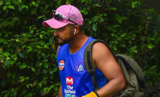 चेन्नई सुपरकिंग्स को बड़ा झटका, आईपीएल 2020 के इस सीजन में नहीं खेलेंगे सुरेश रैना