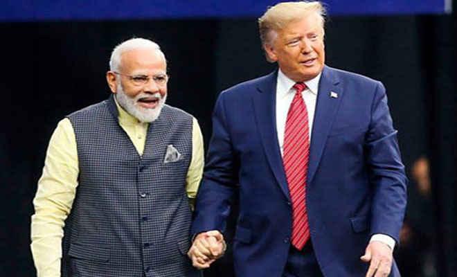 अमेरिकी राष्ट्रपति ट्रंप ने प्रधानमंत्री मोदी की तारीफ की, कहा- वे मेरे अच्छा दोस्त और महान नेता हैं