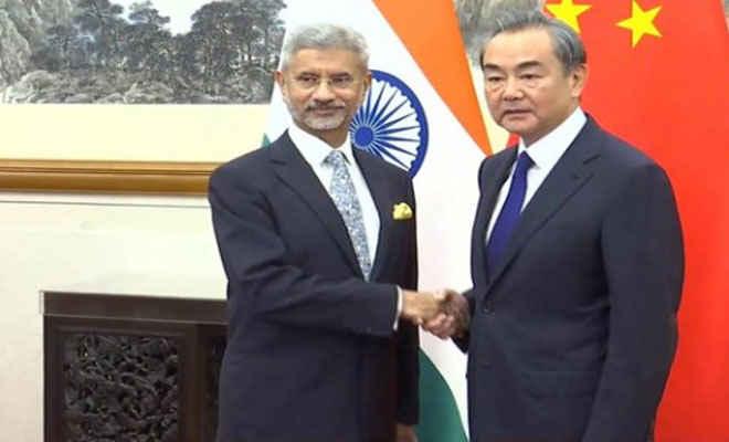 चीनी विदेश मंत्री के साथ बैठक में खूब दिखी तल्खी, जयशंकर ने दिखाए सख्त तेवर, कहा- सीमा पर शांति होगी तभी करेंगे कारोबार