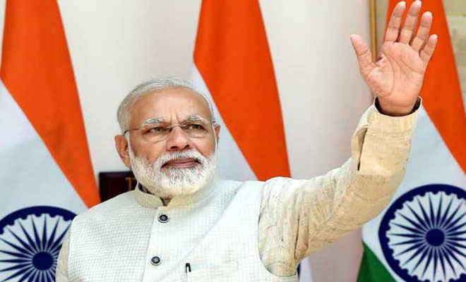 प्रधानमंत्री मोदी ने बिहार को दी सौगात, 541 करोड़ की लागत वाली सात परियोजनाओं का उद्घाटन व शिलान्यास किया