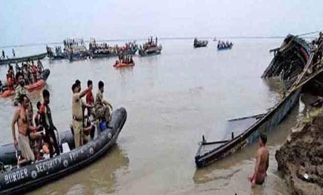 राजस्थान: चंबल नदी में 30 लोगों से भरी नाव पलटी, 20 को बचाया गया, 10 लापता