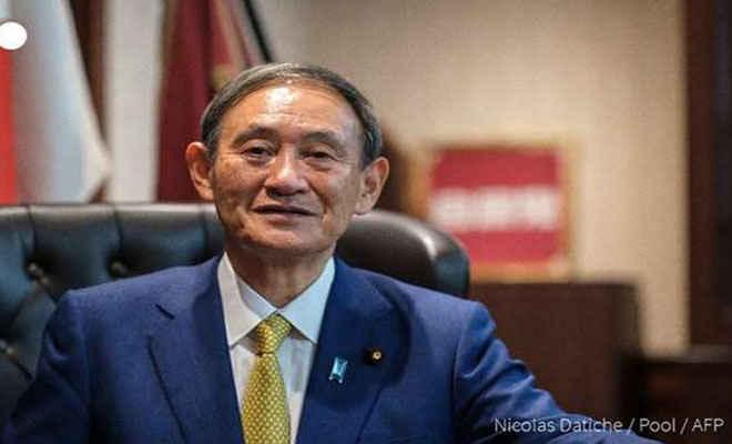 जापान के नए प्रधानमंत्री बने योशिहिदे सुगा, प्रधानमंत्री मोदी ने दी बधाई