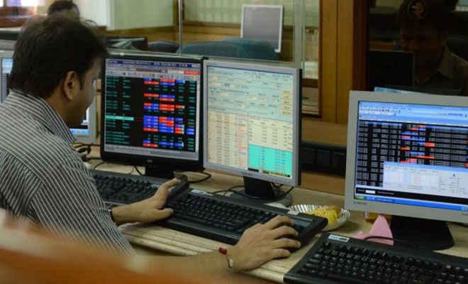 हफ्ते के पहले शुरुआती कारोबारी दिन मामूली नरमी के साथ खुला शेयर बाजार