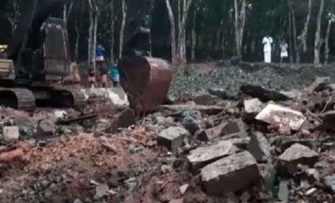केरल के एर्नाकुलम की खदान में भयंकर विस्फोट, दो मजदूरों की मौत