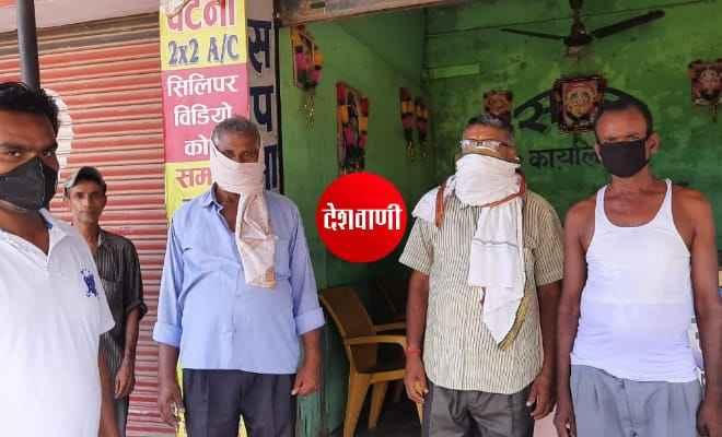 रक्सौल: बस में सफर कर रहे यात्रियों को बाल मजदूरी मानव व्यापार हेतु किया गया जागरूक