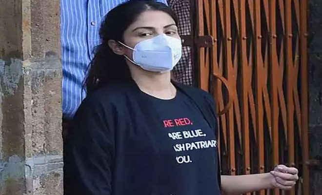 ड्रग्स एंगल: रिया की जमानत पर सुनवाई कल तक के लिए टली, भारी बारिश की वजह से बॉम्बे हाईकोर्ट में छुट्टी