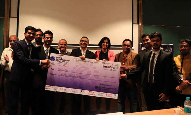IIT खड़गपुर के वार्षिक वैश्विक व्यापार मॉडल Empresario 2021 का शुभारम्भ