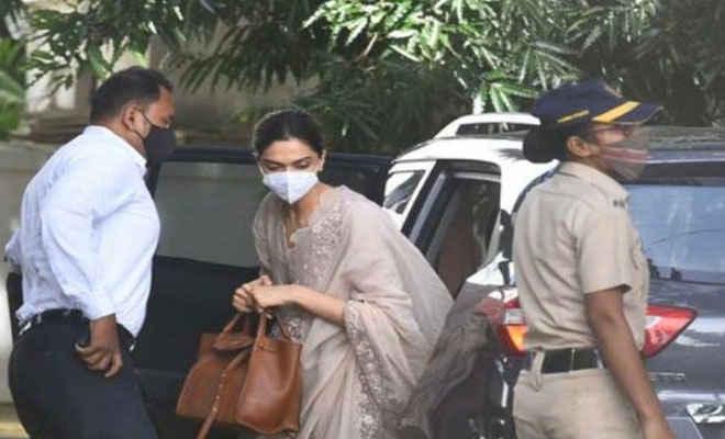 ड्रग्स कनेक्शन: दीपिका पादुकोण एनसीबी ऑफिस पहुंचीं; सारा और श्रद्धा से भी आज पूछताछ होगी