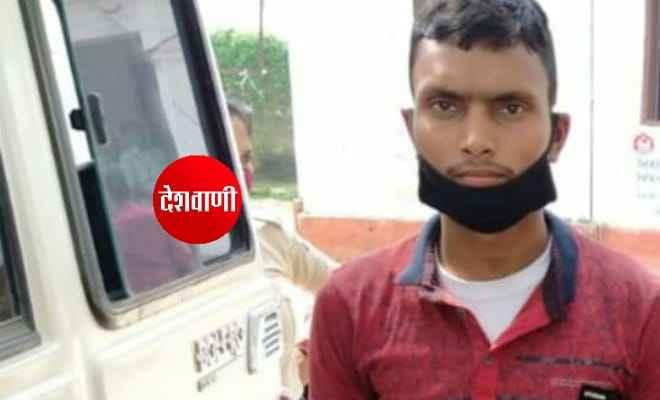 रामगढ़वा में लड़की के अपहरण मामलें में पुलिस ने एक व्यक्ति को गिरफ्तार कर भेजा जेल