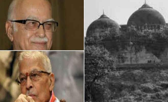 बाबरी ढांचा विध्वंस केस: कोर्ट ने सभी आरोपियों को किया बरी- मस्जिद विध्वंस सुनियोजित नहीं थी
