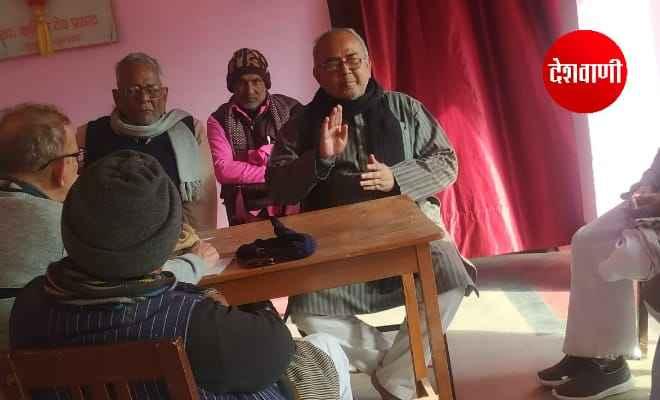 पश्चिम चंपारण: किसान संघर्ष समन्वय समिति ने जिले के किसानों को मोदी सरकार के विरुद्ध जगाने का निर्णय लिया