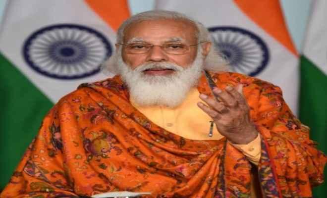 प्रधानमंत्री मोदी ने दूसरे राष्ट्रीय युवा संसद महोत्सव के समापन कार्यक्रम को किया संबोधित