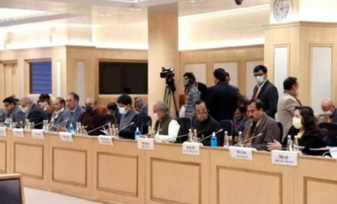 आज नई दिल्ली में सरकार और किसान संगठनों के बीच नौवें दौर की बैठक हुई, 19 जनवरी को होगी अगले चरण की बातचीत