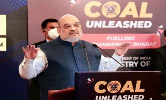 केंद्रीय गृह मंत्री श्री अमित शाह ने कर्नाटक के बेंगलुरु में तीन अलग-अलग प्रकल्पों  का लोकार्पण किया