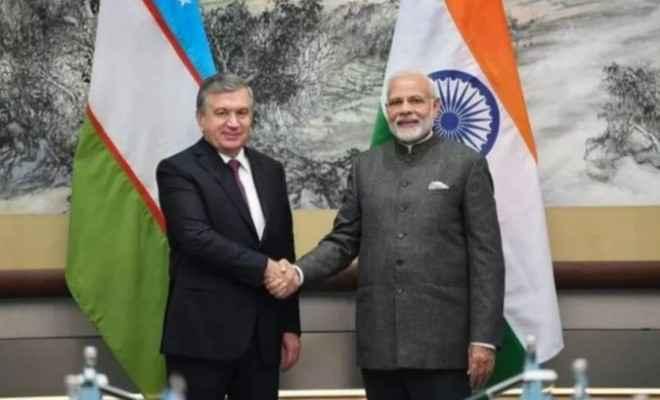 मंत्रिमंडल ने भारत और उज्बेकिस्ताान के बीच सौर ऊर्जा के क्षेत्र में सहयोग के लिए समझौता ज्ञापन पर हस्तासक्षर करने की मंजूरी दी