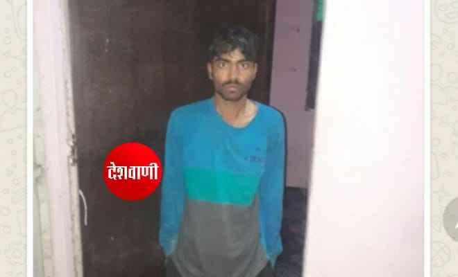 दहेज हत्या मामले का फरार आरोपी चढ़ा पुलिस के हत्थे
