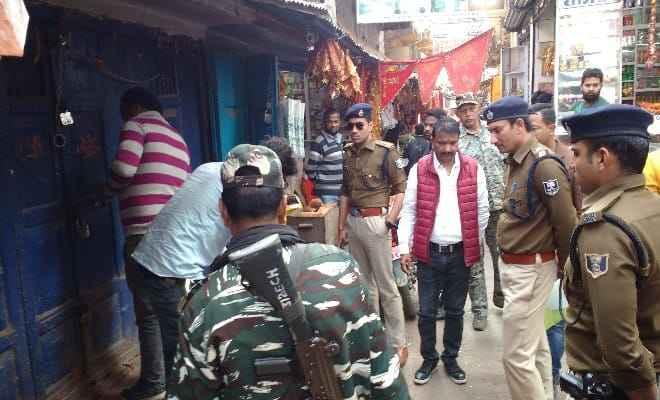 रक्सौल: बंका प्रसाद के दुकान की जमीनी विवाद में फिर गहमा-गहमी, एक पक्ष ने अपनी जमीन बताते हुए जड़ा ताला