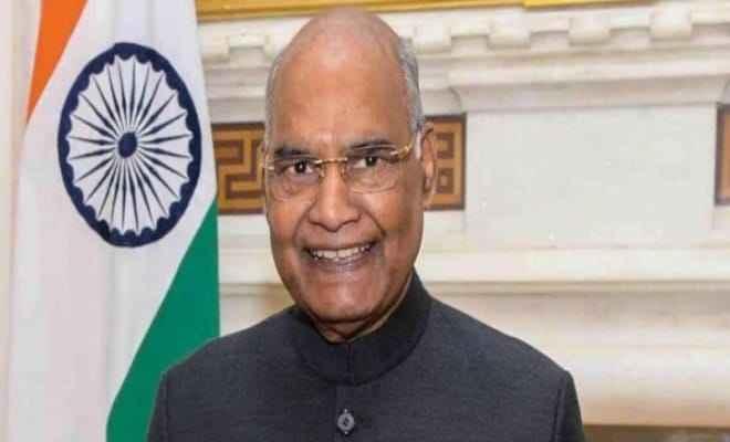 राष्ट्रपति ने गुरु रविदास जयंती की पूर्व संध्या पर देशवासियों को शुभकामनाएं दीं