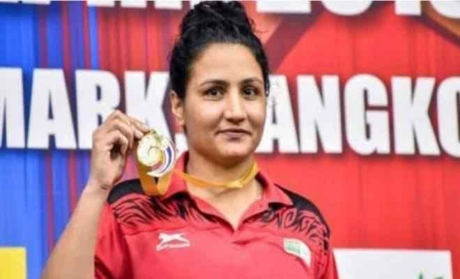 35वें बॉक्सम अंतर्राष्ट्रीय मुक्केबाजी टूर्नामेंट में भारत की मुक्केबाज पूजा रानी सेमीफाइनल में
