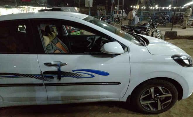 मोतिहारी में छतौनी में चलती में कार में पटना के व्यवसायी को अपाची सवार बदमाशों ने गोली मारी, घायल, निजी नर्सिंग होम में भर्ती