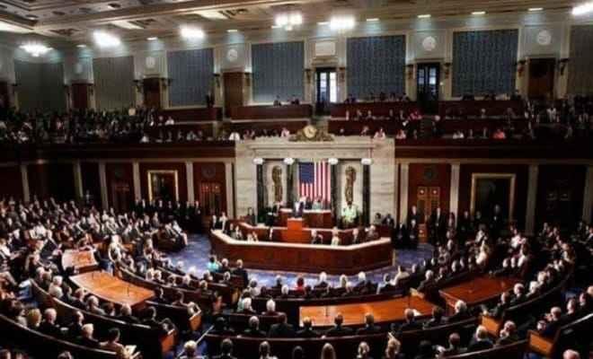 अमरीकी संसद: प्रतिनिधि सभा ने कल 19 खरब डॉलर के कोविड-19 राहत विधेयक किया पारित