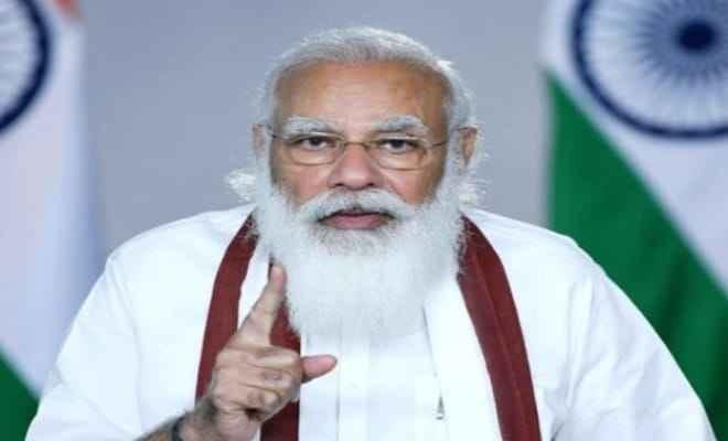 विश्व जल दिवस के अवसर पर प्रधानमंत्री मोदी ने कैच द रेन अभियान की शुरूआत की