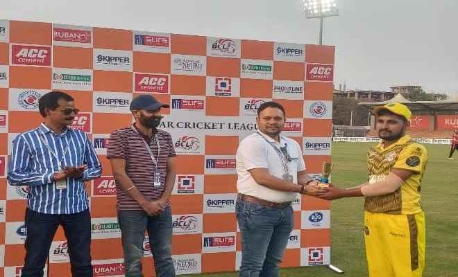 अंगिका एवेंजर्स को 17 रनों से हराकर पटना पाइलट्स फाइनल में, हिमांशु सिंह बने मैन ऑफ द मैच