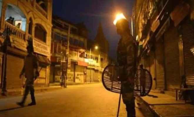 सिक्किम: गृह विभाग ने कल  कोविड-19 से संबंधित नई अधिसूचना की जारी, रात का कर्फ्यू 30 अप्रैल तक बढ़ा
