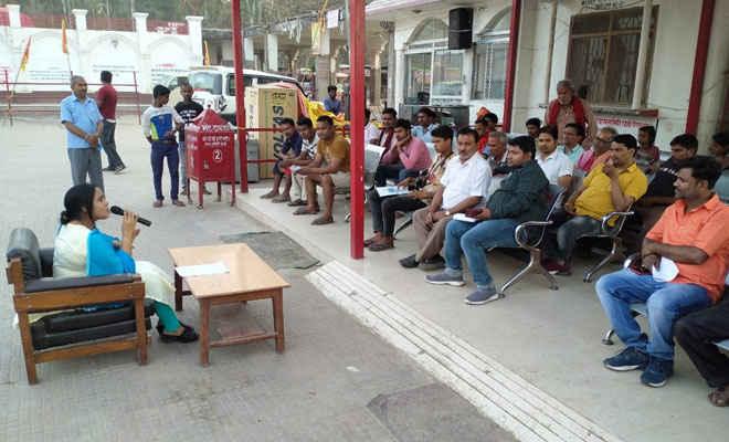 बिहार के थावे मंदिर में आने वाले श्रद्धालुओं को नशा मुक्ति के प्रति मंदिर के पुजारी करेंगे जागरूक, 12 से शुरू हो रहा नवरात्र श्रद्धालु लेंगे संकल्प