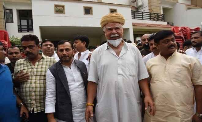 मधुबनी नरसंहार से आक्रोशित श्री राजपूत करणी सेना ने निकाली आक्रोश यात्रा