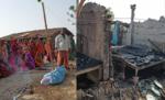 समस्तीपुर: जिंदा ही जल गयी घर में सो रही गर्भवति महिला, पांच लोगों की बची जान, शार्ट सर्किट से घर में लगी आग