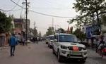 रक्सौल: सरकार द्वारा जारी नए गाइड लाइन का पालन कराने के लिए सड़क पर उतरा प्रशासन