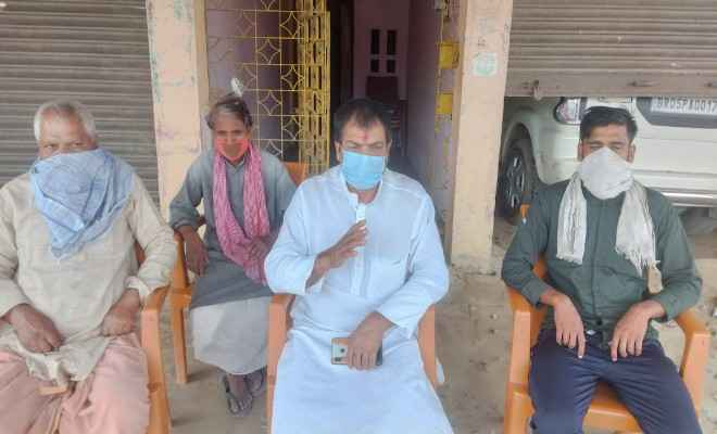 निजी अस्पतालों में कोरोना मरीजों का बिल माफ कराए सरकार - रामबाबू यादव